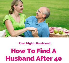 how-to-find-husband-after-40
