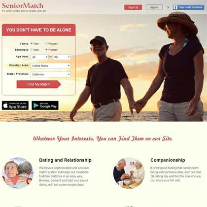 Top dating sites for over 40