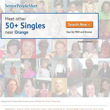 Dating sites for people over 40
